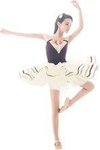 2018 Rushed Real Professional Ballet Costumes Dance Dress For Girls Dancing Kids Gymnastics Leotard Justaucorps Dancewear
