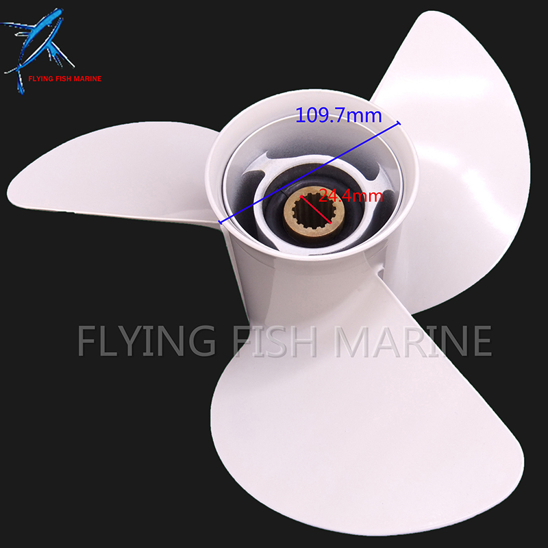 Propeller T85-04020000 T85-04020000-15 For Parsun Hdx Makara T60 T75 T85 T90 Outboard Motor 13 1/2x15-k Boat Parts & Accessories Atv,rv,boat & Other Vehicle