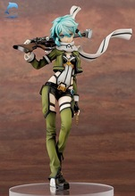 Sword Art Online II Aquamarine Asada Shino