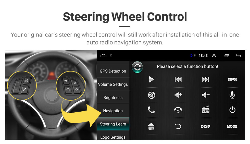 Bluetooth 車ラジオ 本日の割引 ナビゲーションシステム 12