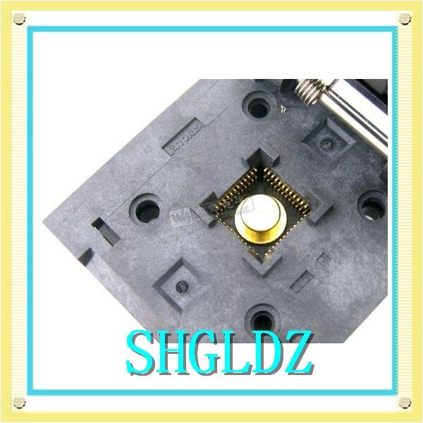 WaveShare QFN-48 (56) BT-0.5-01 QFN48 Programming Block Test Socket Adapter al ko 112966 gte 350 450 550