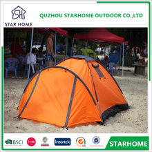 1-2 Man C&ing Tent Waterproof 3000mm Single Layer 4 Season 2 Man Tent Orange & Buy 1 man hiking tent and get free shipping on AliExpress.com