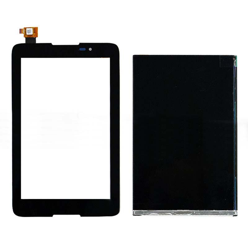 Touch Screen Digitizer Glass Sensor + LCD Display Panel Screen For Lenovo A7-50 A3500 Free Shipping vibe x2 lcd display touch screen panel with frame digitizer accessories for lenovo vibe x2 smartphone white free shipping track