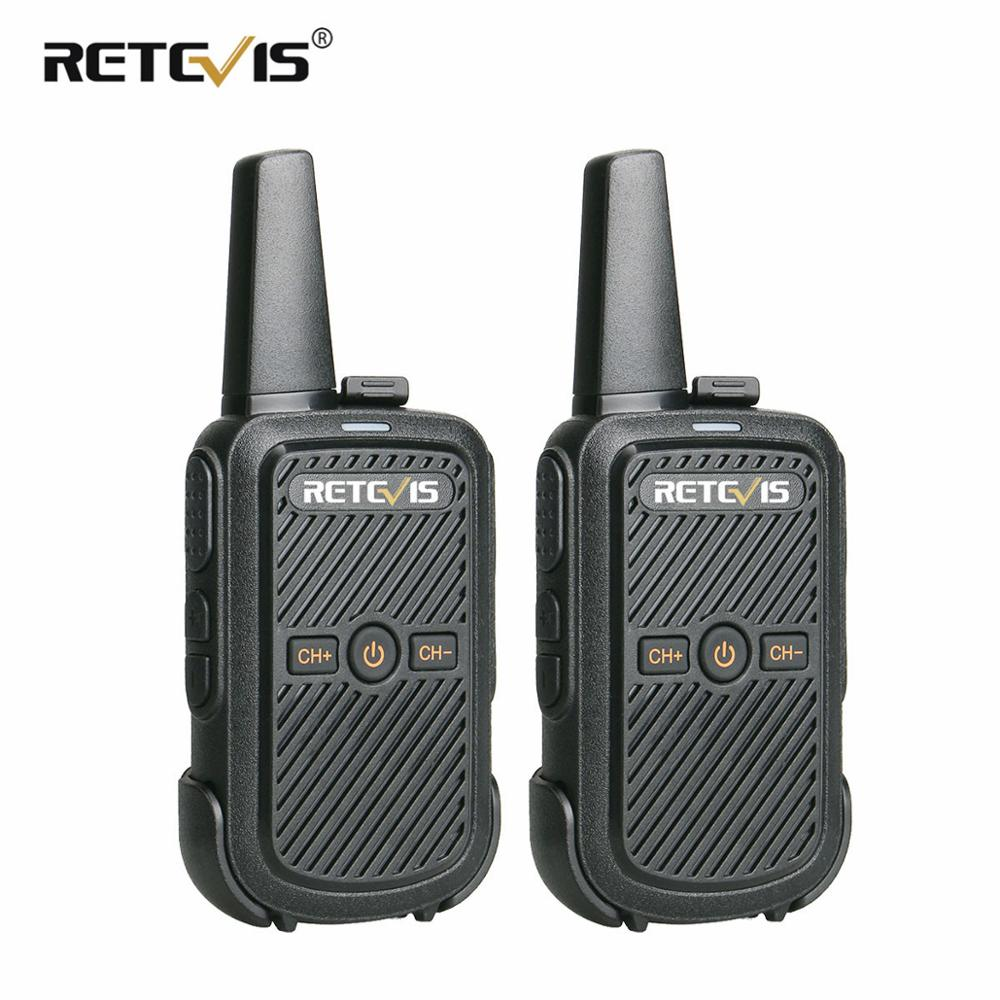 2pcs Retevis Rt15 Mini Walkie Talkie Radio 2w Uhf Radio Station Scrambler 400-470mhz Vox Two Way Radio Portable Hf Transceiver Cellphones & Telecommunications