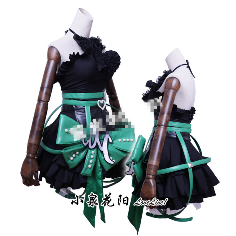 Shop2797205 Store Anime Lovelike All Member Cosplay Costume Play Suit Black Custom Made Dress