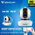 Vstarcam c23s 1080 p wifi cámara cámara ip wi-fi camara de vigilancia de seguridad cctv inalámbrica de monitor de bebé p2p onvif tarjeta sd interior