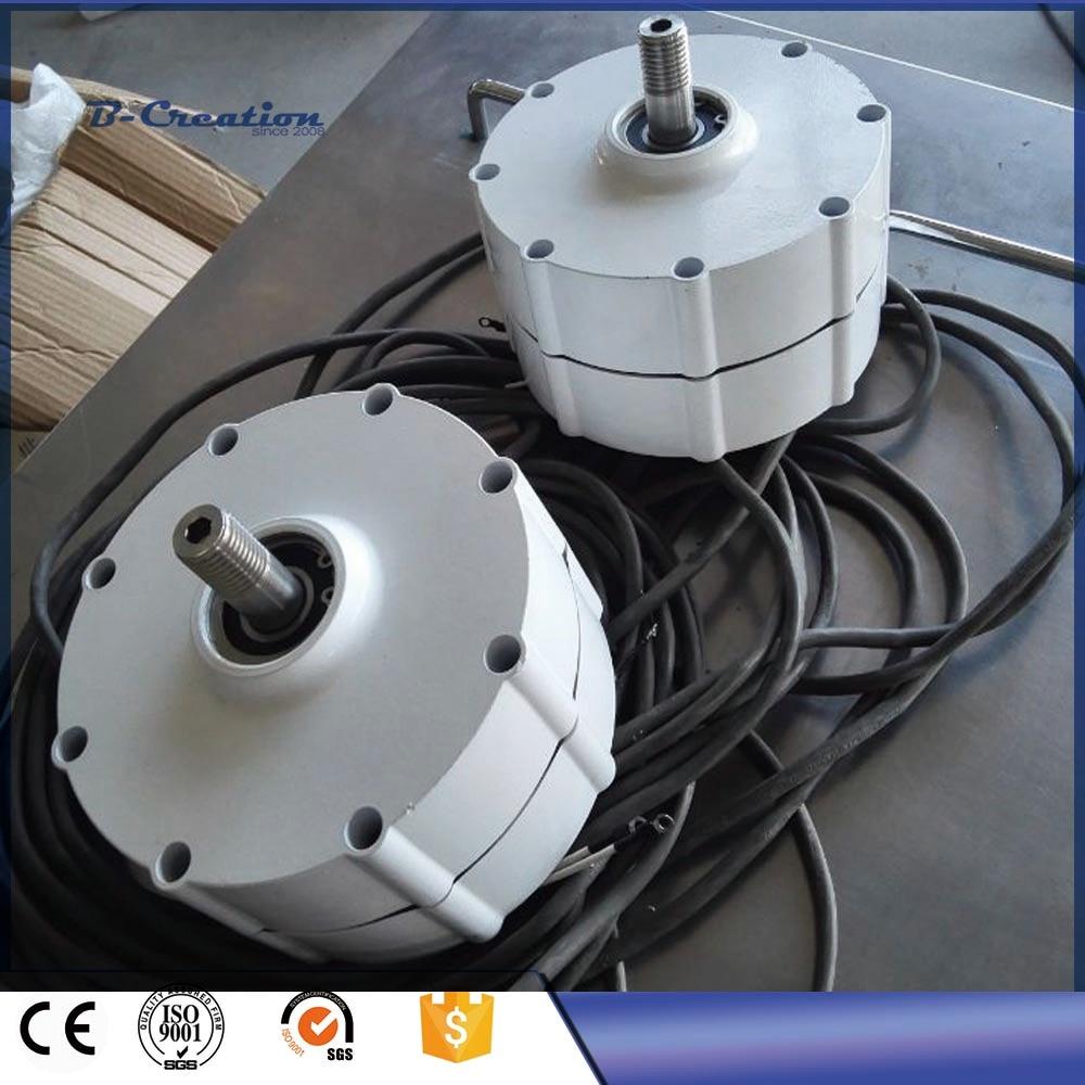 d5f7f38ac2d Generador Eolico 800 w 24 v 48 v 48 v bajas revoluciones imán permanente  Generador de energía eólica y de poder hecho por magnético (pmg) en  Generadores de ...