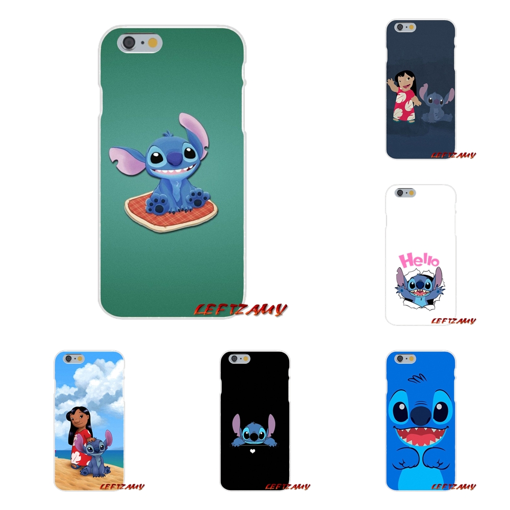Cellphones & Telecommunications Sincere Cute Cartoon Stich Coque Shell Soft Silicone Tpu Phone Case For Samsung Galaxy S6 S7 Edge S8 S9 Plus Note 9 Note 8