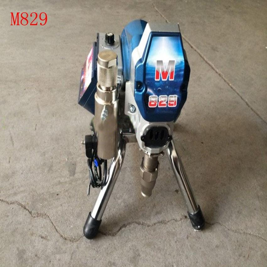 1 komplektas Karšto pardavimo aukšto slėgio beoris purškimo aparatas M829