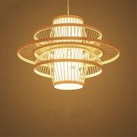 Светодиодный Кухня столовая и подвесные светильники для бара Винтаж Спальня Гостиная исследование светильники Avize