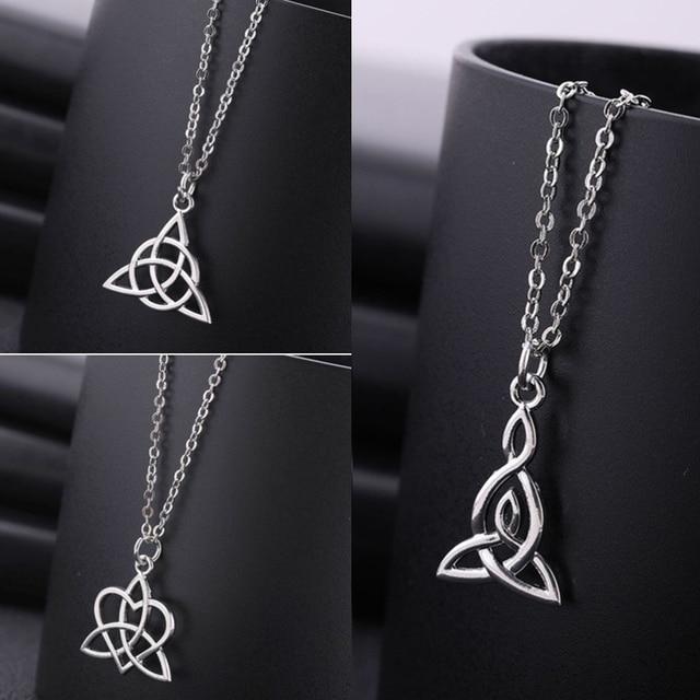 Handmade knot jewellery 1