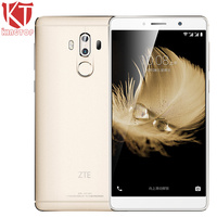KT Original ZTE Axon 7 Max 6 0 Inch Mobile Phone 4GB RAM 64GB ROM Snapdragon