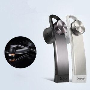 Image 2 - Huawei fone de ouvido honor bluetooth am07c, fone auricular wireless, com microfone estéreo e bluetooth para honor mate 9 p10, honor8 e h20