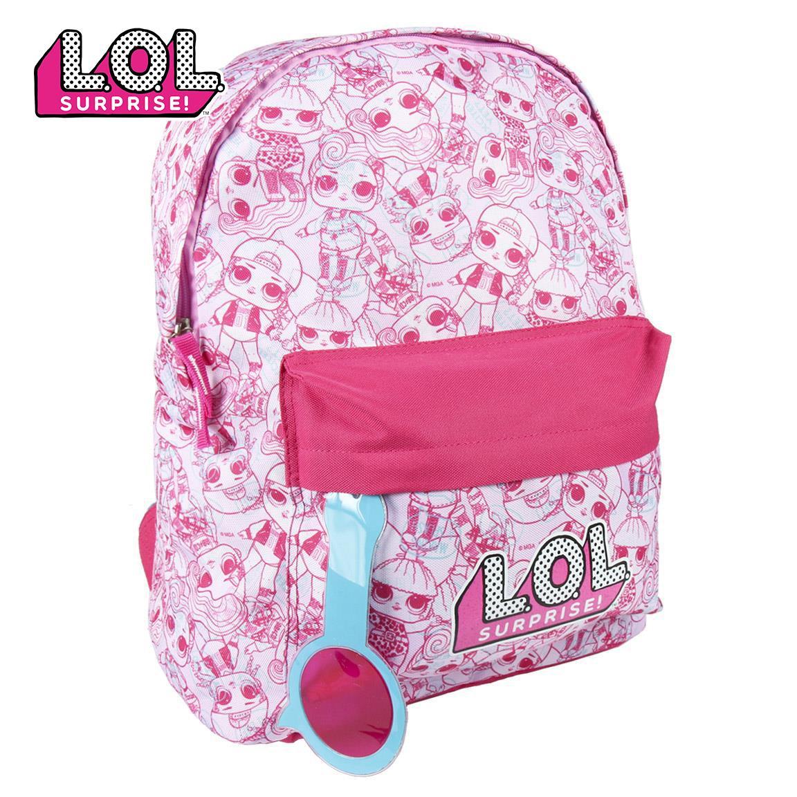 Backpack Casual Lol