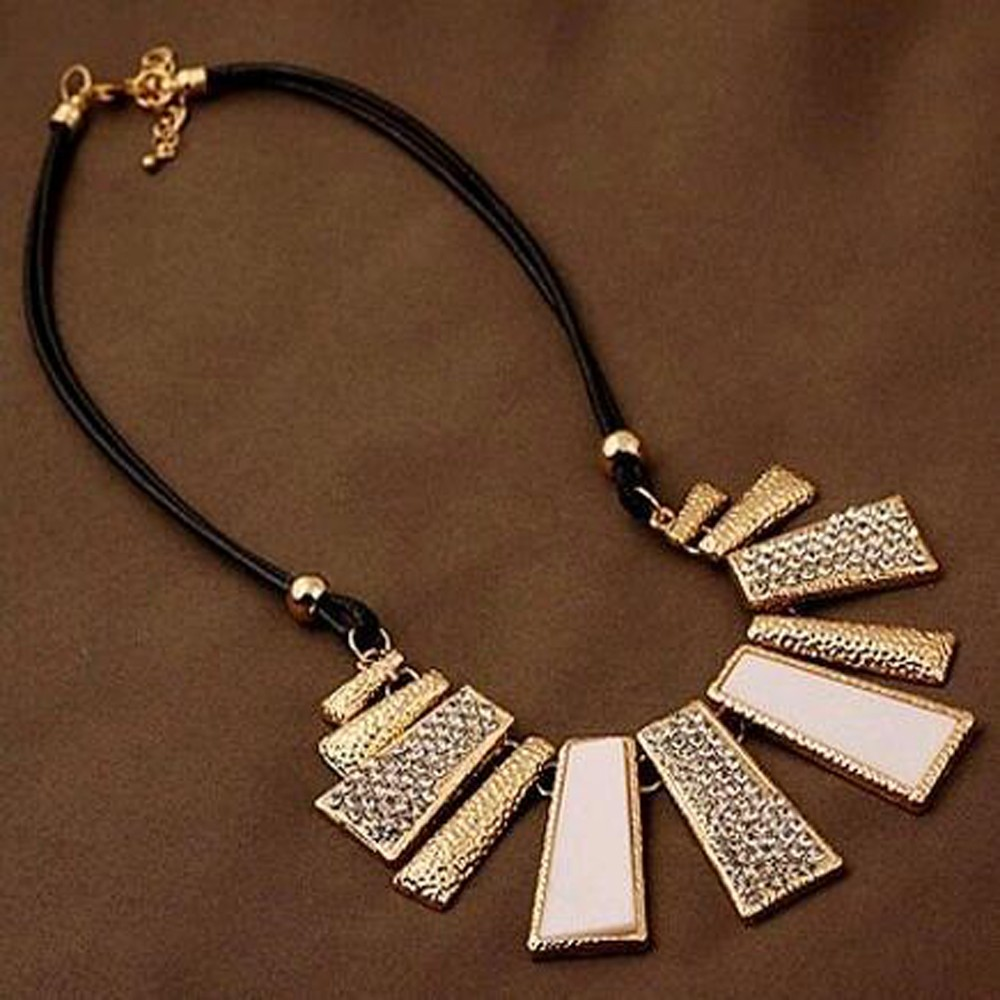 HTB1JkkAKFXXXXXbaXXXq6xXFXXXi - Necklaces &Pendants Collier Femme Fashion Statement Necklace for Women Boho Colar Vintage Fine Jewelry Collar Mujer Bijoux