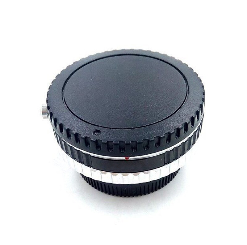 Focal Reducer Speed ​​Booster Adapter w / Aperture para Canon EF - Cámara y foto - foto 2