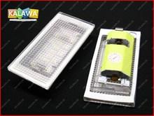 LED Лампа номерного знака для bmw E46 2D (98-03) НЕТ Ошибки OBC лицензия рама лампы свет 030101 GGG (FREESHIPPING)