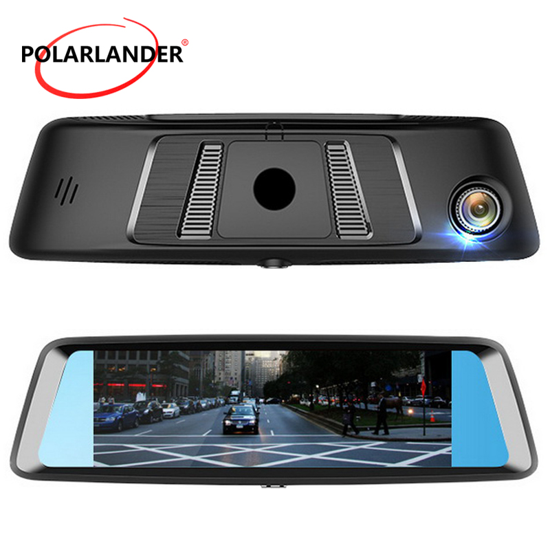 A8 7 DVR 4G Android G SENSOR Camera Video Drive Recorder Touch Screen WiFi Bluetooth GPS MP5/MP4/RMVB/Flash Rearview Mirror