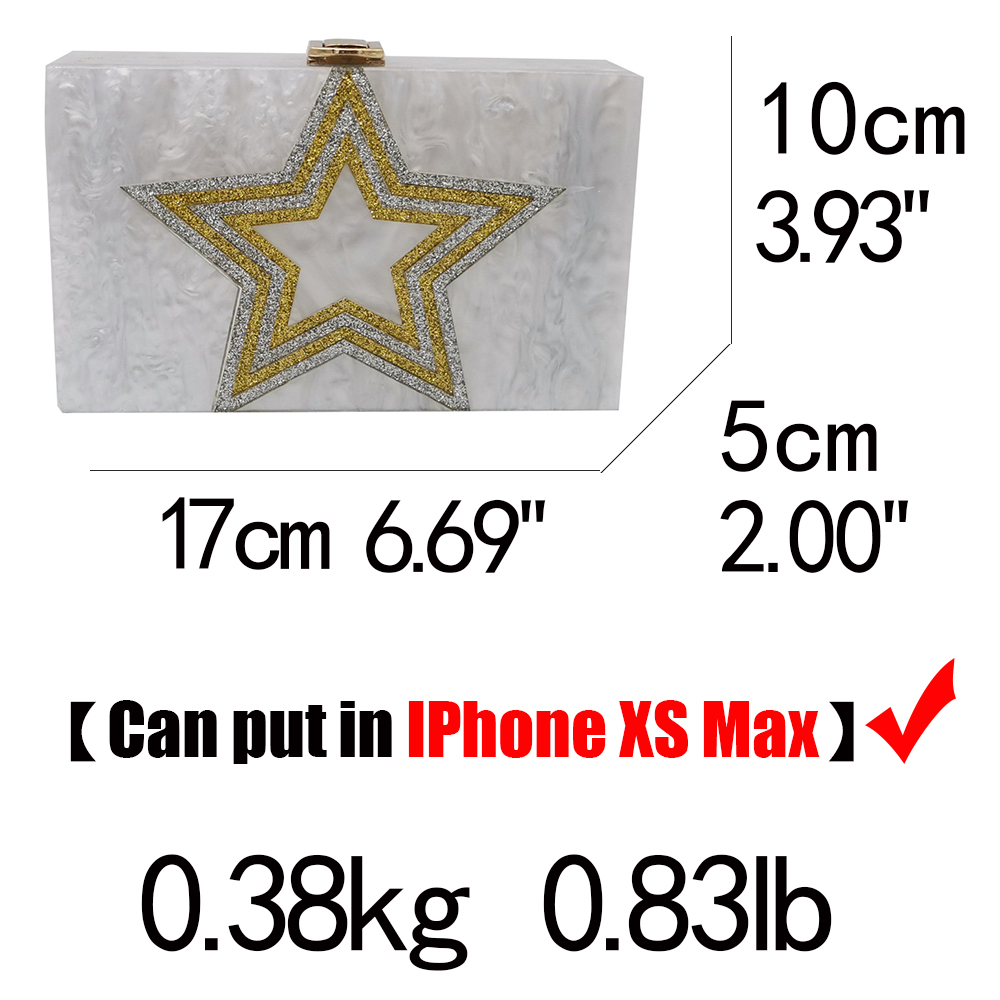 Star Acrylic Bag (29)