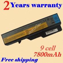 Jigu 9-элементная батарея для Lenovo IdeaPad G560 G565 G570 G575 G770 G470 G475 G780 V360 V370 V470 V570 Z370 Z460 Z470 Z560 Z570
