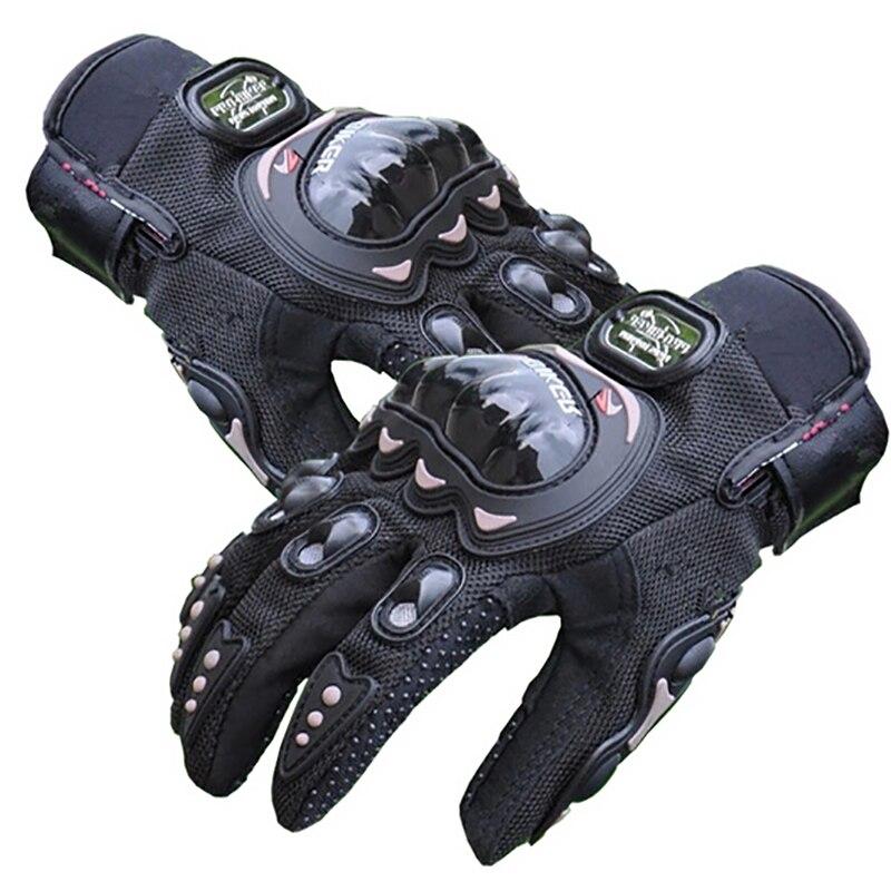 Knight Motorcycle Racing Gloves Motorcross Motorbike Cycling Gloves With Protective Gear For Honda Ktm Kawasaki Yamaha
