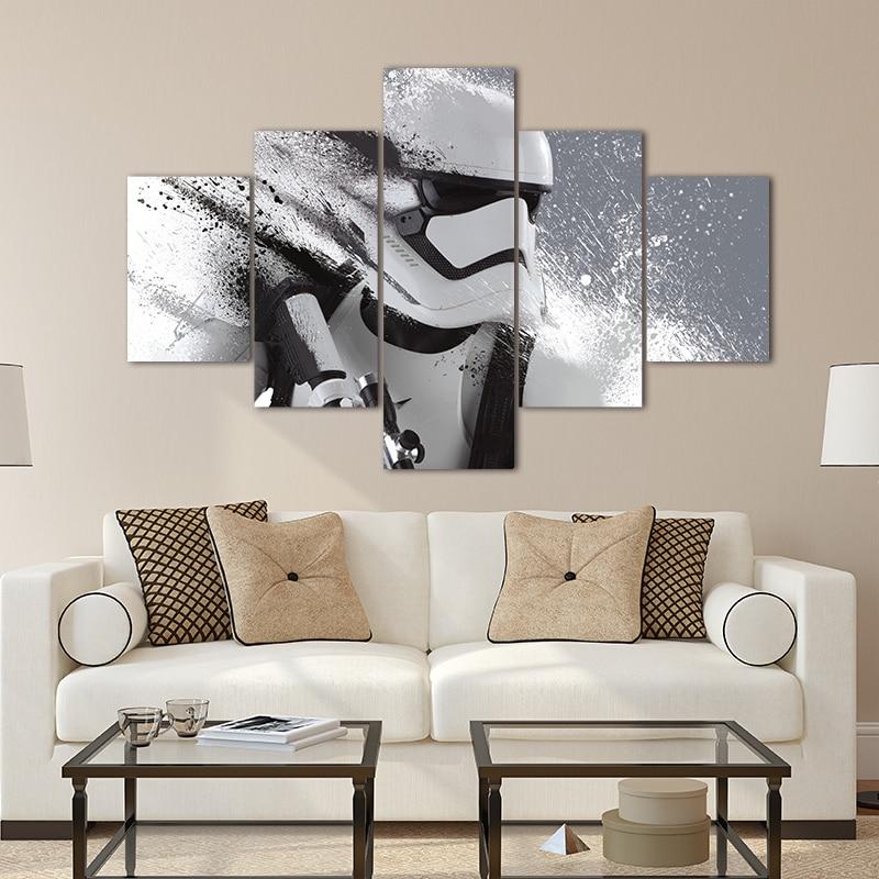 კედლის ხელოვნება - სახლის დეკორაცია - ფოტო 4