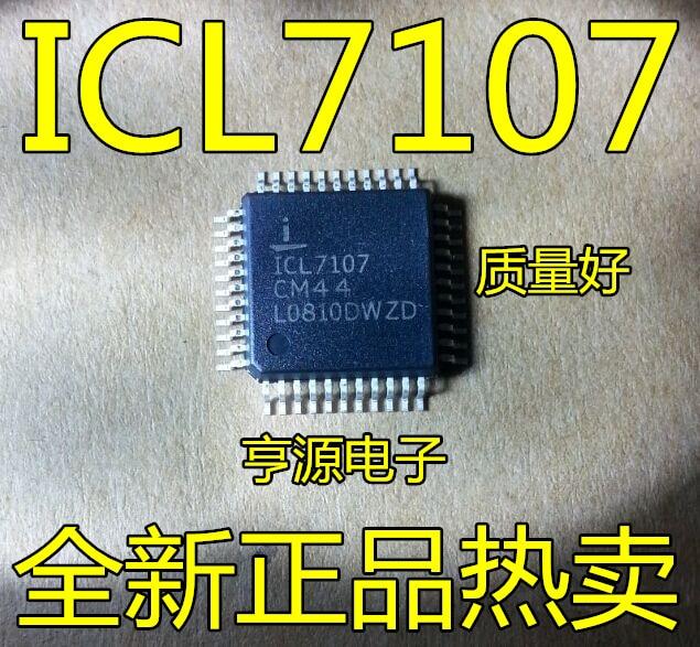 Цена ICL7107CM44