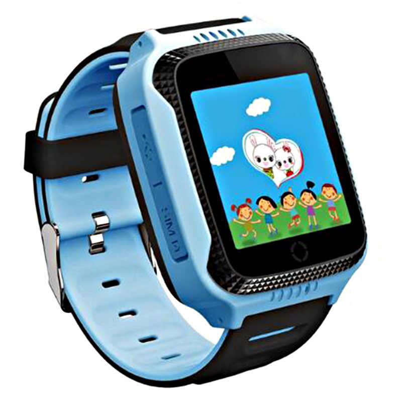 kids watches GPS tracker watch hot touch Screen Baby Watches GPS Flashlight Camera Smart Watch SOS Location Position Q528 Y21