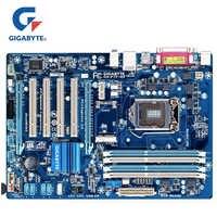 Gigabyte GA-P75-D3 Original Motherboard LGA 1155 DDR3 USB2.0 USB3.0 SATA3 P75 D3 32GB Intel B75 22nm Desktop Mainboard Used