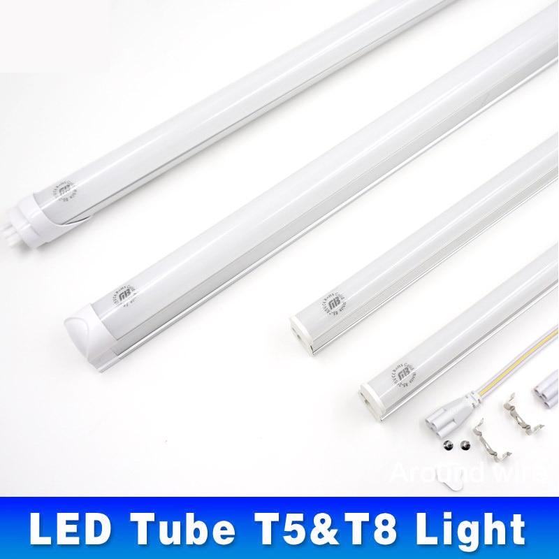 MB Lighting font b LED b font font b Tube b font T5 T8 Light 110V