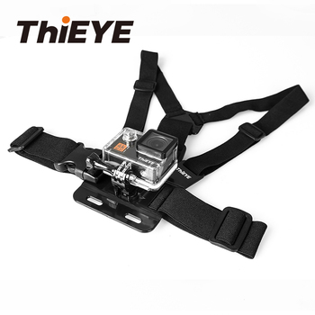 ThiEYE Action Camera Accessorie Chest Harness For GoPro hero 6 5 4 3 2 Xiaomi Yi akaso V50 elite ThiEYE Series Sports Action Cam