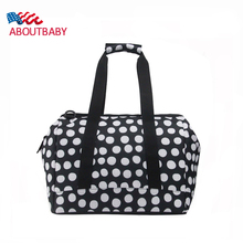 New Fashion Large Capacity Durable Nappy Bag Women Handbag Messenger Bag Baby Diaper Bag