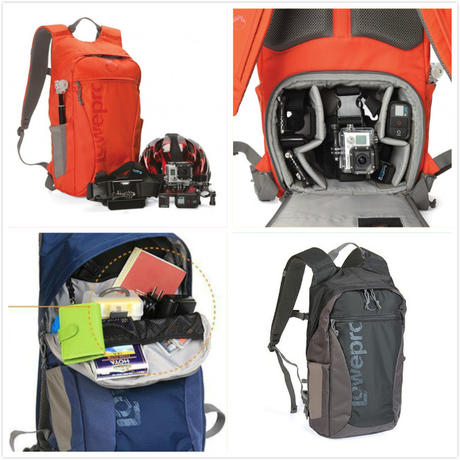Lowepro Photo Hatchback 16l Aw Dslr Camera Bag Flexible
