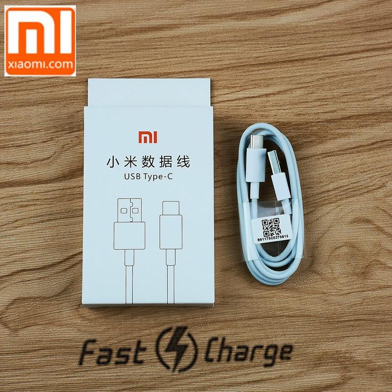 Flight Tracker Original Xiaomi Mi A2 Charger Cable White 100cm Usb Type C Quick Fast Charge Cable For Mi 6 8 Se Max 3 Mix 2 2s Mi6 Mi8 Mi5 A1 Mobile Phone Accessories