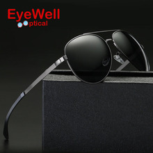 New arrival mirror fashion polarized sunglasses for men driving UV400 high quality 17003