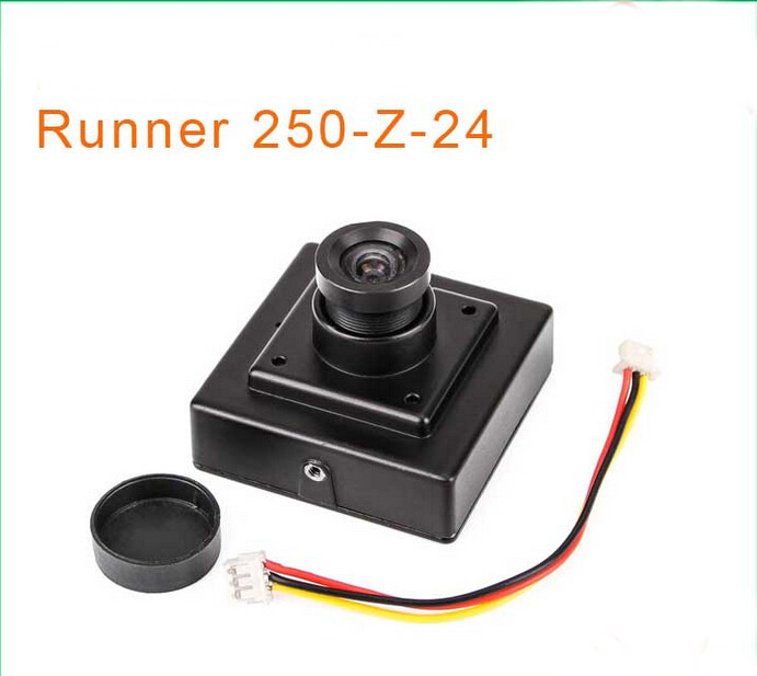 Original Walkera Runner 250-Z-24 RC Teil FPV PAL 800TVL HD Mini Kamera für Walkera Runner 250 RC Quadcopter F15896