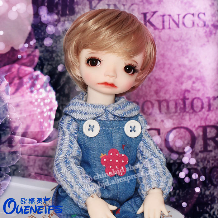 OUENEIFS free shipping Villa 1/6 bjd sd doll model reborn baby girls boys doll eyes High Quality toys shop makeup resin uncle 1 3 1 4 1 6 doll accessories for bjd sd bjd eyelashes for doll 1 pair tx 03