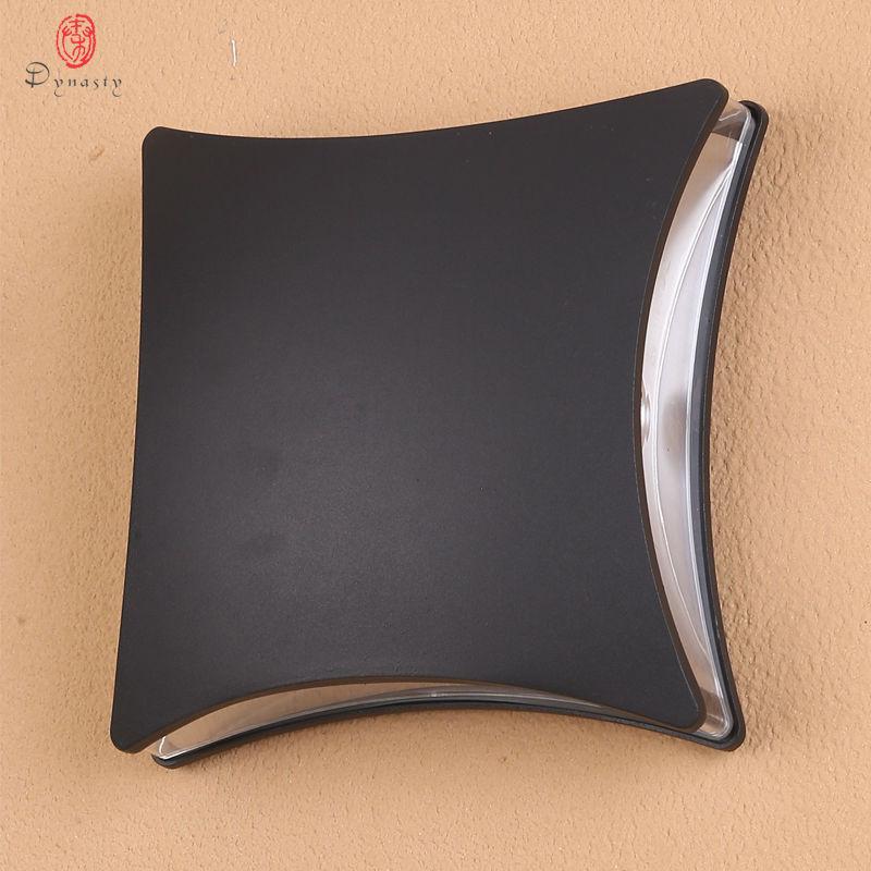 Dynasty Moderne Decoratie Wandverlichting Blaker Armatuur Aluminium - Buitenverlichting