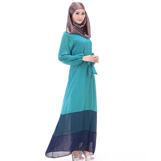 Las mujeres abaya musulmán ropa más tamaño largo vestidos vestido de las mujeres vestido túnica abaya abaya musulmán islámico turco abaya ropa de pavo