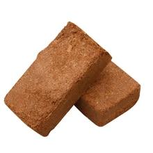 650 грамм натурального кирпича из скорлупы кокосового ореха, Органическая питательная почва, Кокосовая почва, мясистая почва, общая почва цветения растений