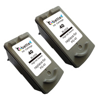 Free Shipping High Quality PG40 Ink Cartridge For Canon PG 40 Use For PIXMA IP2500 IP2600