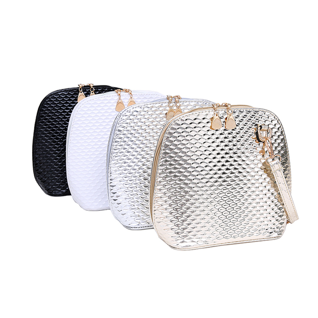Casual criss cross small shell handbag hotsale women evening clutch ladies party purse famous designer shoulder crossbody bags