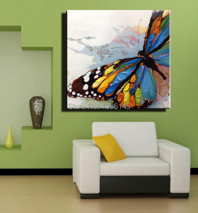 Free Shipping Wholesale 100% Hand painted Oil Paintings ...
