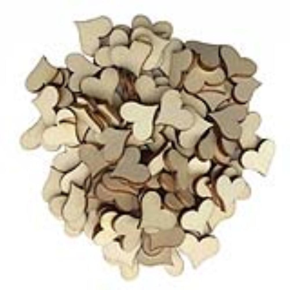 Unfinished wood craft pieces - Wood Log Slices Discs For Diy Crafts Wedding Centerpieces Wooden Hearts Mini Unfinished Wood Craft
