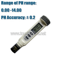 Taiwan high precision digital ph meter tester 0 14 pocket pen portable laboratory ph meter high quality PH8685