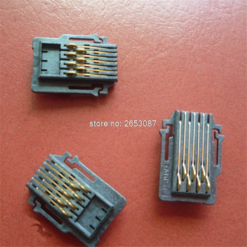Cartridge chip Connector holder CSIC ASSY 100% new original for EPSON 4880 4450 4800 4400 ink cartridge board assy dx5 s30680 ink tank assy