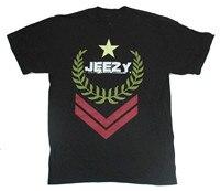 Gildan YOUNG JEEZY MILITARY LOGO SCHWARZ T-SHIRT NEUE OFFIZIELLE FREIES SCHLÜSSELANHÄNGER HALSKETTE t shirt design kundenspezifische