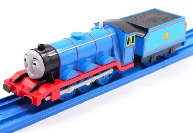 Children Toy Electric Thomas Friend Trackmaster Engine Motorized Train Locomotive Plastic Kids Gift - Gordon+Carriage Jack's Store 536762 store