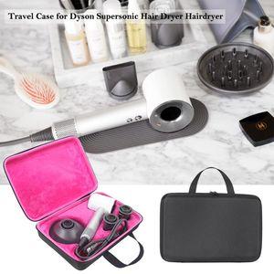 Image 2 - Récipient portatif de boîte cadeau de douille de sac de stockage de housse étui de transport de voyage pour le sèche cheveux supersonique
