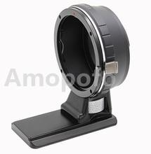 Amopofo EF-NEX Adaptador de Tripé Longo, para Canon EF Lens para Para Sony NEX3 C3 5C 5N 7 A7II A7R Câmera VG10 adaptador
